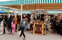 Mercado en Doha insta a visitantes a la sostenibilidad