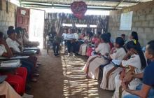 Jóvenes wayuu de la Alta Guajira serán capacitados en sistemas solares fotovoltaicos