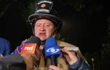 En video | Emergencia por ruptura de tubo en la Villa Deportiva fue superada: autoridades