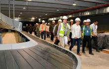 En video   Presidente pide agilizar obras del aeropuerto