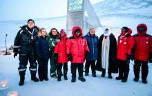 Arca de Noé vegetal crece en el corazón del Ártico