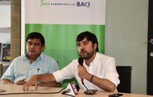 Barrios a la Obra pavimentará 116 km en los próximos 4 años