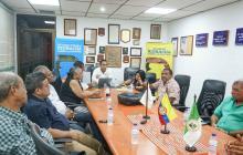 Exalcaldes de Riohacha harán su aporte a la construcción del Plan de Desarrollo