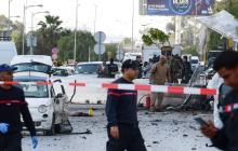 Doble atentado suicida contra embajada de EEUU en Túnez deja seis heridos
