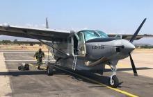 Exministro Botero negó que avión de fotos del 'Ñeñe' fuese del Mindefensa