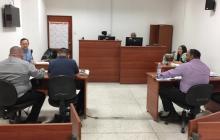 Los jueces denuncian que la mayoría de audiencias se vienen realizando sin la presencia de policías custodios.