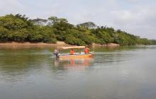 Nieto de Alejo Durán muere ahogado en el río Sinú