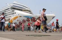106.000 turistas dejarán de llegar  a Cartagena