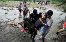 Trochas, 'el plan B' de venezolanos tras cierrre de frontera por coronavirus