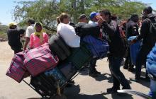 """""""Son unas 250 trochas que conocemos en Paraguachón"""": secretario de Gobierno de Maicao"""