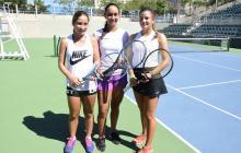 Cierran el Parque de Raquetas y otros escenarios de la Liga de Tenis del Atlántico