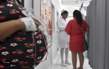 Las embarazadas tienen el mismo riesgo de contagio por coronavirus que el resto de personas.