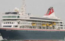 Cuba autoriza atraque de crucero británico afectado por coronavirus