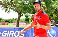 El arquero uruguayo Sebastián Viera hace un llamado a la gente para que acate las órdenes de las autoridades en torno al coronavirus.