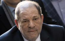 Harvey Weinstein transferido a una cárcel en el norte de Nueva York