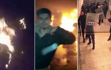 En video | Desordenes e incendios en cárcel La Modelo de Bogotá