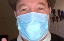 Ruben Blades escribe un 'Diario de la Peste' sobre el coronavirus
