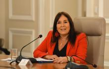 Susana Correa, directora de Prosperidad Social.