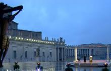 En video | Papa Francisco otorgó indulgencia universal por coronavirus