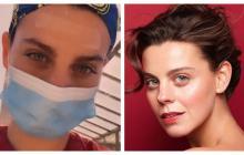 Actriz de 'La casa de papel' decide ser enfermera para hacer frente a la pandemia del Coronavirus