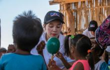 Fundación Olímpica entregará mercados a 100 mil familias