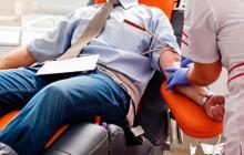 Así es como puede hacer donación de sangre desde la casa
