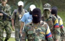 Grupos armados ilegales. Imagen de referencia.