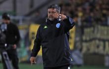 Ricardo Caruso Lombardi, actual entrenador de Belgrano de Córdoba, de la segunda división de Argentina.