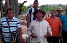 Wiwas, campesinos y afrodescendientes de San Juan del Cesar piden ayuda humanitaria