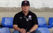 Jimmy Char Navas, presidente de la Federación Colombiana de Béisbol.