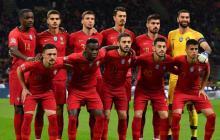 La selección absoluta portuguesa dona un millón de euros al fútbol aficionado