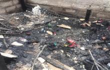 Alcaldía de Montería acompaña a familiares del menor fallecido en incendio