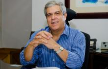 Ramón Dávila Martínez, gerente general de Gases del Caribe.