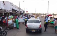 Así serán los cierres viales y desvíos para evitar aglomeraciones en Mercado de Bazurto