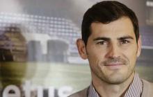 """""""En nombre del fútbol, gracias a todo el personal sanitario"""": Iker Casillas"""