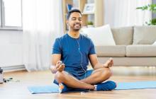 'Apps' para meditar en cuarentena