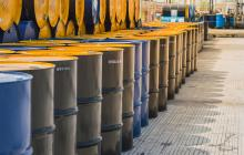 Existe un temor sobre la capacidad de EEUU de almacenar barriles de crudo.