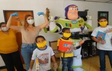 Alcaldía realiza actividades para que los niños celebren su semana desde casa