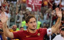 Totti pudo entrar en los infantiles de la Lazio al comienzo de su carrera