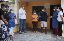 Se recuperan dos contagiados con la COVID-19 en Baranoa