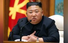 El líder norcoreano, Kim Jong-un.