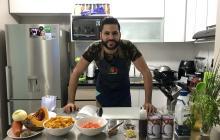 El chef que volvió como en sus inicios: las ventas a domicilio