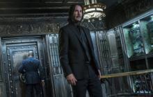El actor Keanu Reeves protagoninza la película.
