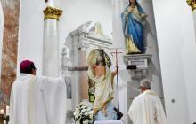 Obispo de Sincelejo insta a pedirle a la Virgen María por el fin de la pandemia