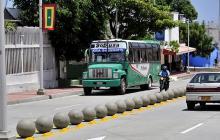 Tras suspensión de servicio de Transmetro, AMB pide utilizar con prudencia rutas habilitadas
