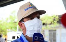Fernando Isaza, gerente de Transmetro.