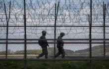 Soldados coreanos.