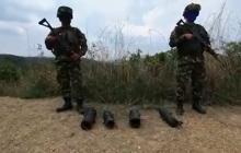 Ejército frustra atentado del ELN en torres de telefonía en Río de Oro (Cesar)
