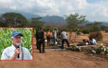 Alejandro Llinás, el líder sepultado en la soledad por culpa de la COVID-19