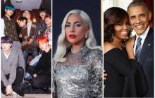Los Obama, Lady Gaga y BTS participarán en la graduación virtual de YouTube
